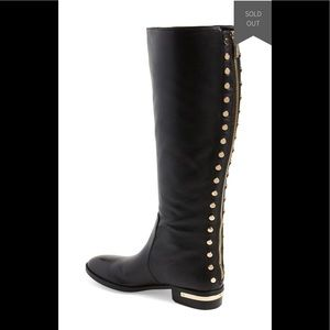 93455951c1a CL🚨Vince Camuto Black Parshell Stud Tall Boots